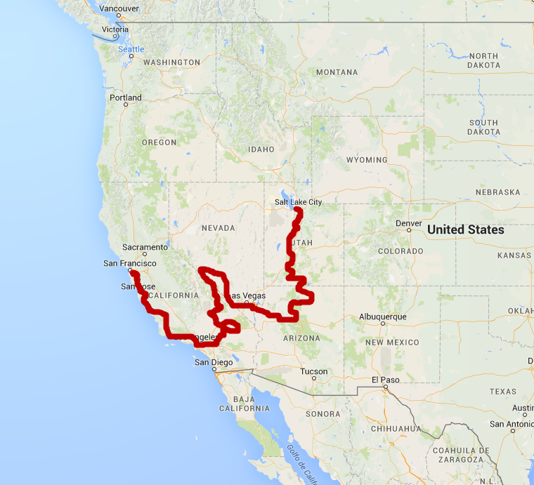 roadtrip 2014