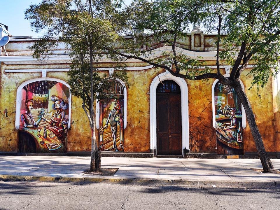 Graffiti in Chile 11