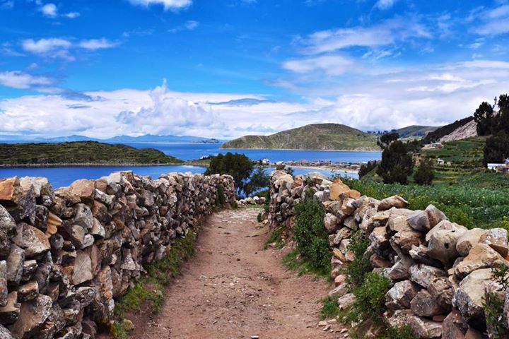 Isla del Sol bolivia photo 1