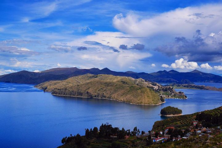 Isla del Sol bolivia photo 9