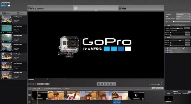 gopro studio travel video