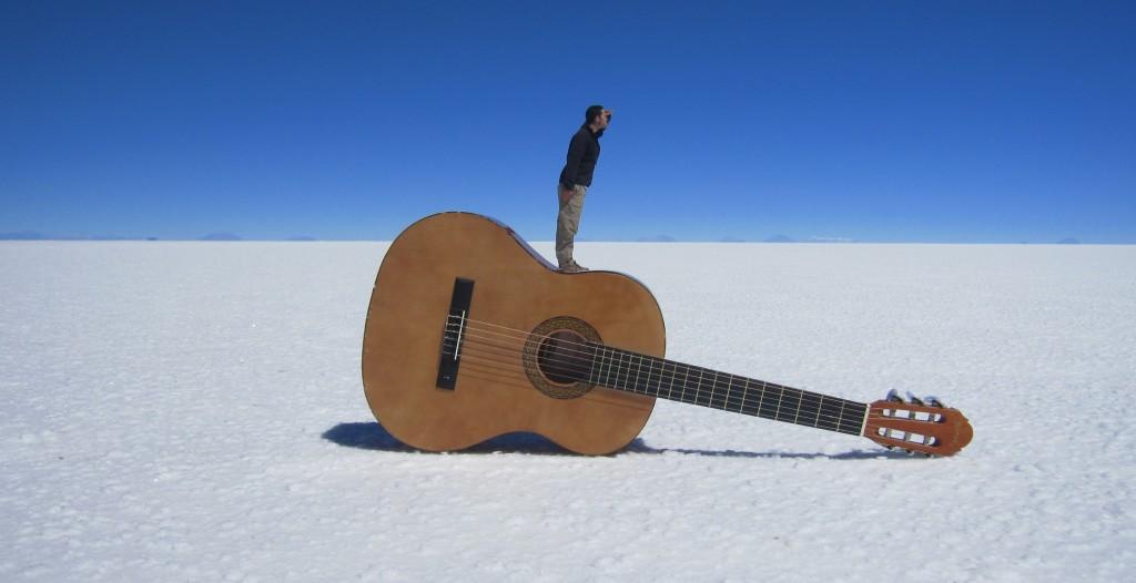 Salar de Uyuni music