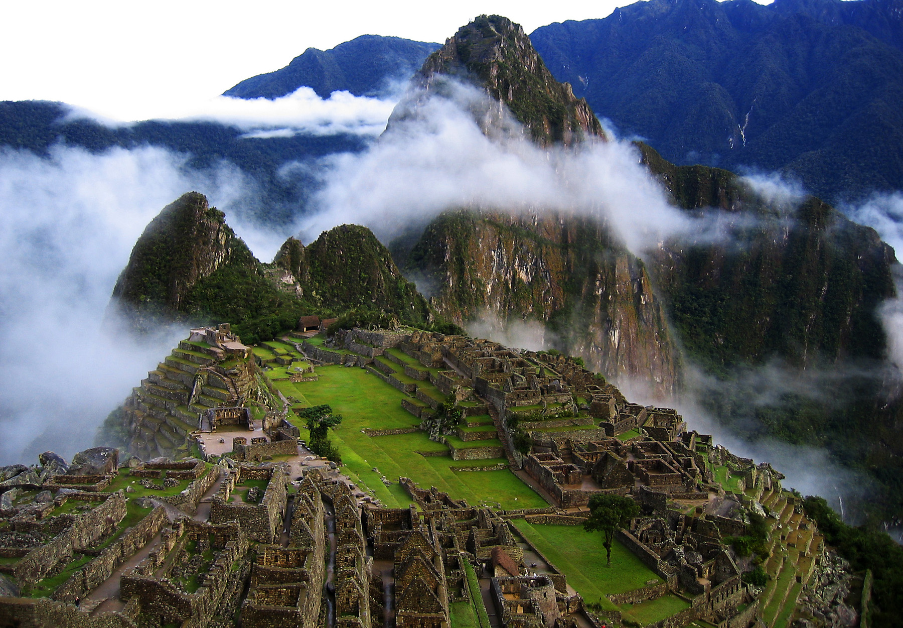 Machu Picchu HD Video – Road to Machu Picchu