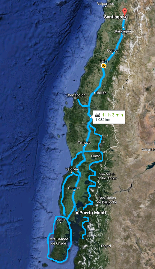 chile roadtrip