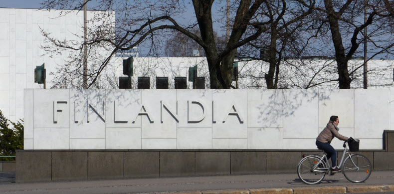 finlandia bicycle