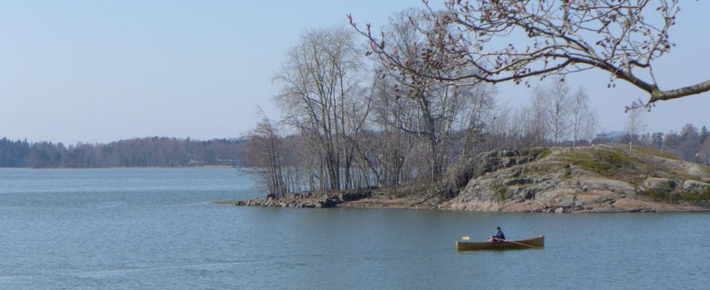 helsinki canoe