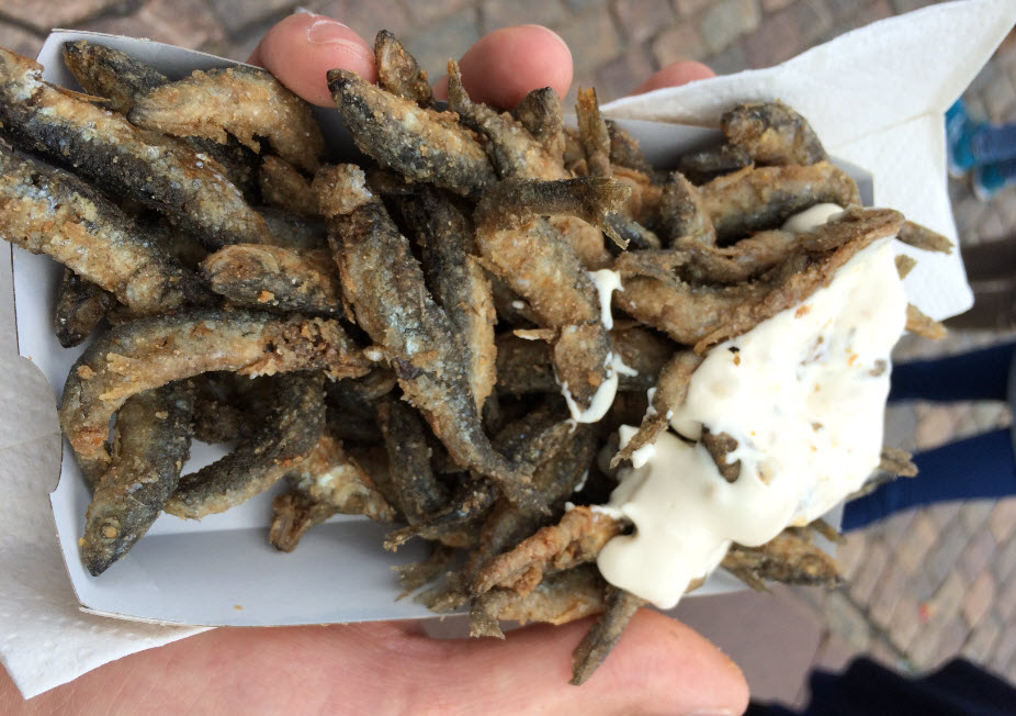 helsinki fish market food